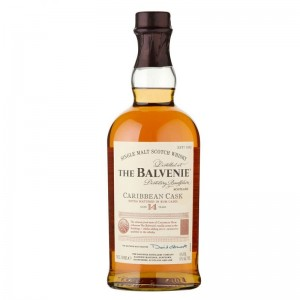ACTIVE# Balvenie 14 Year Old Caribbean Cask 70cl