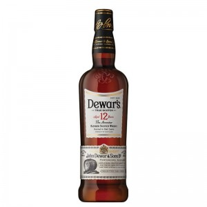 Dewar's 12 Year Old SP RES 75cl