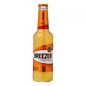 ACTIVE# Bacardi Breezer Orange