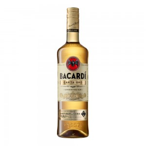 Bacardi Gold (Carta Oro) 75cl