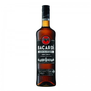 ACTIVE# Bacardi Negra Black 75cl