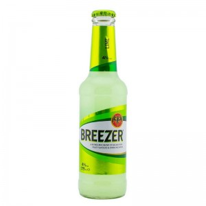 Bacardi Breezer Lime